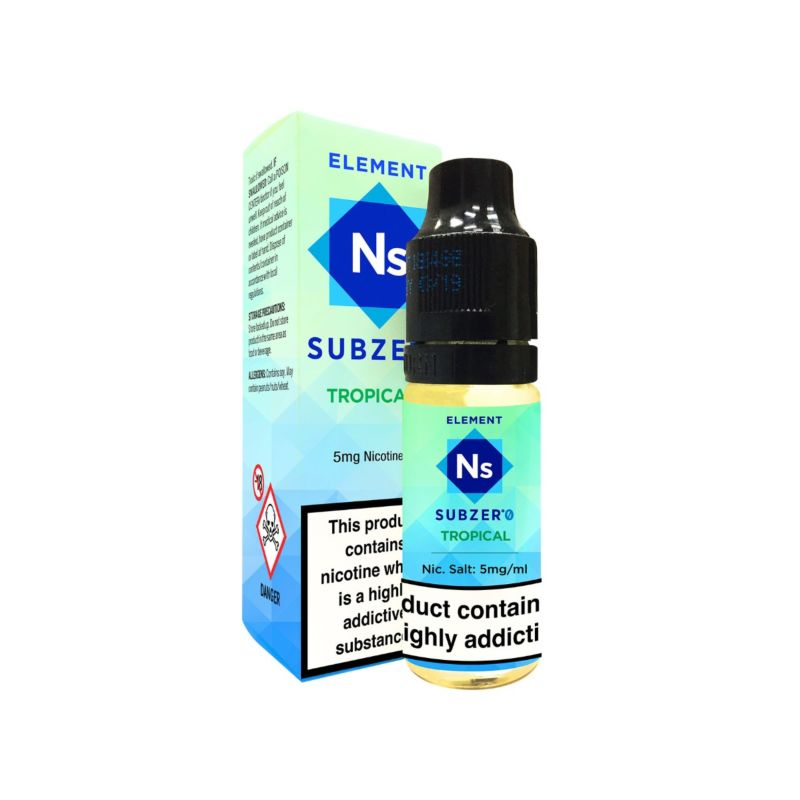 Element NS Nic Salts tropical 10ml