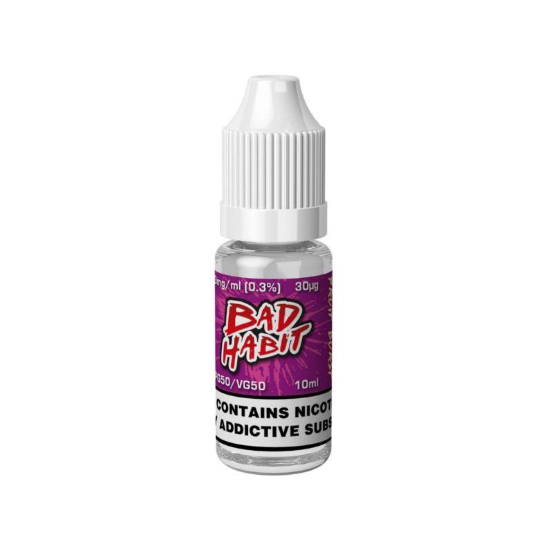 Fruit Burst - 10ml Bad Habit E-Liquid