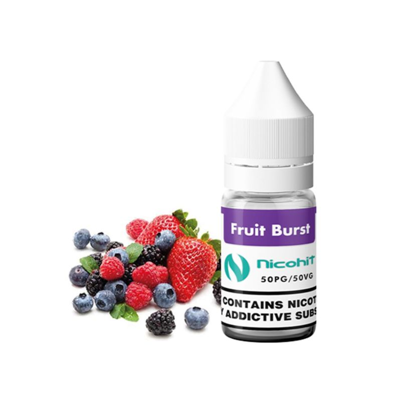Fruit Burst | 10ml Nicohit