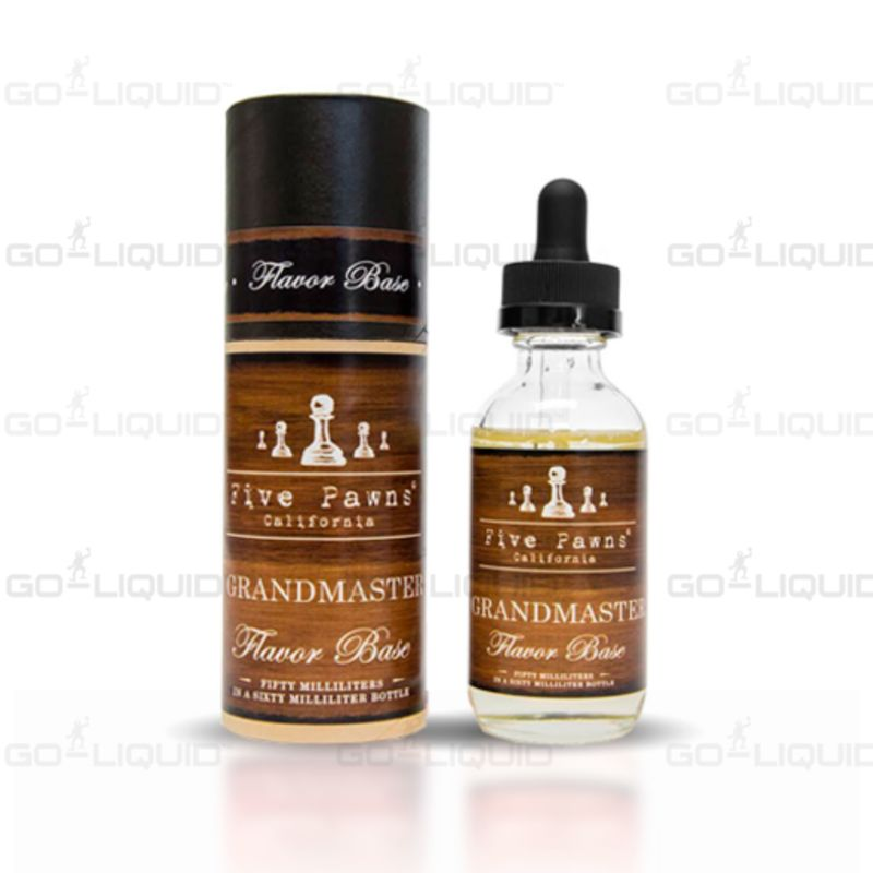 Grandmaster | ShortFill E-Liquid by Five Pawns