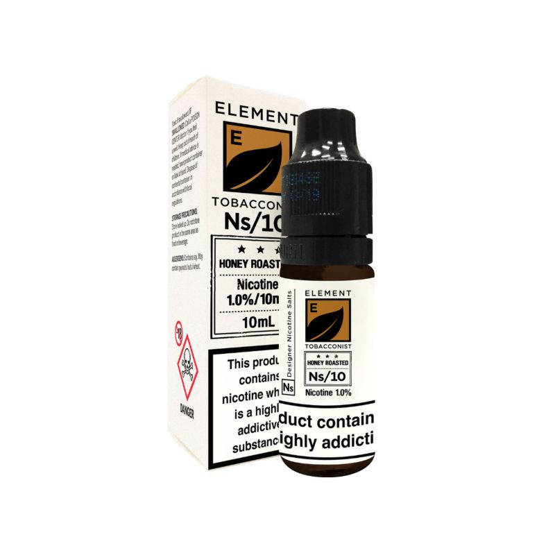 Honey Roasted Tobacco Element NS20 E-Liquid