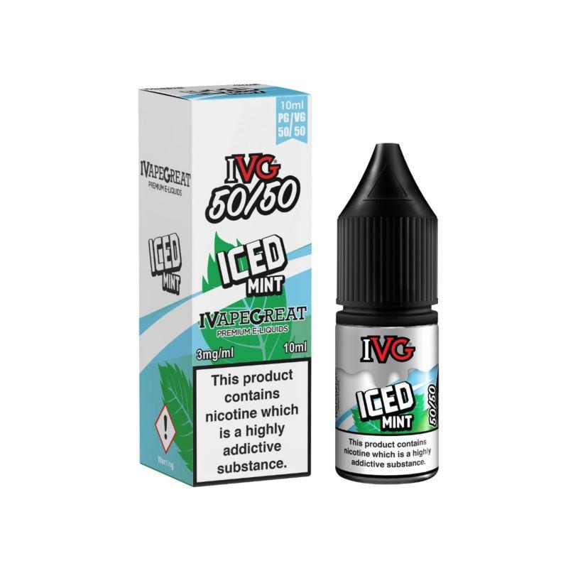 Iced Mint | 10ml IVG E-Liquid