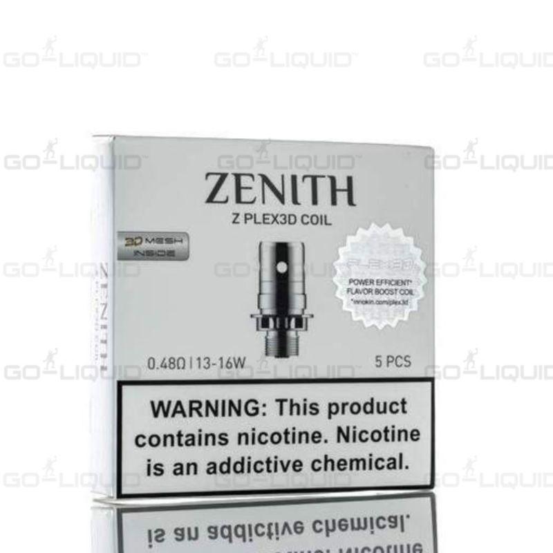 Innokin Zenith Zlide flex Coils