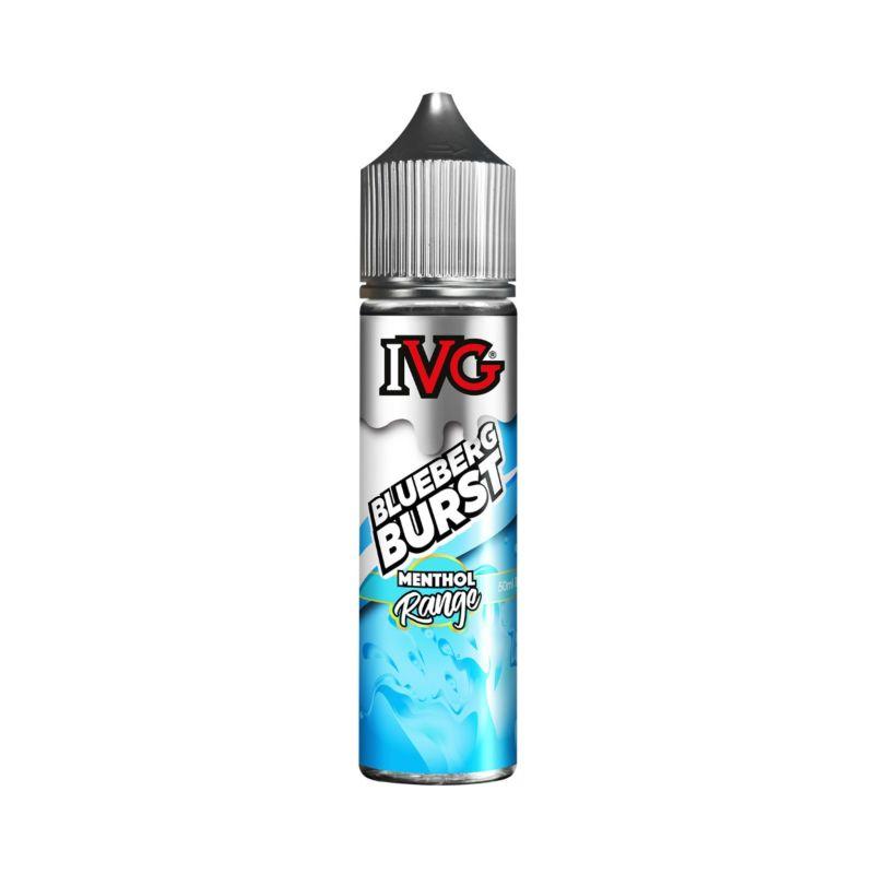 Blueberry Burst | 50ml I VG Menthol Shortfill