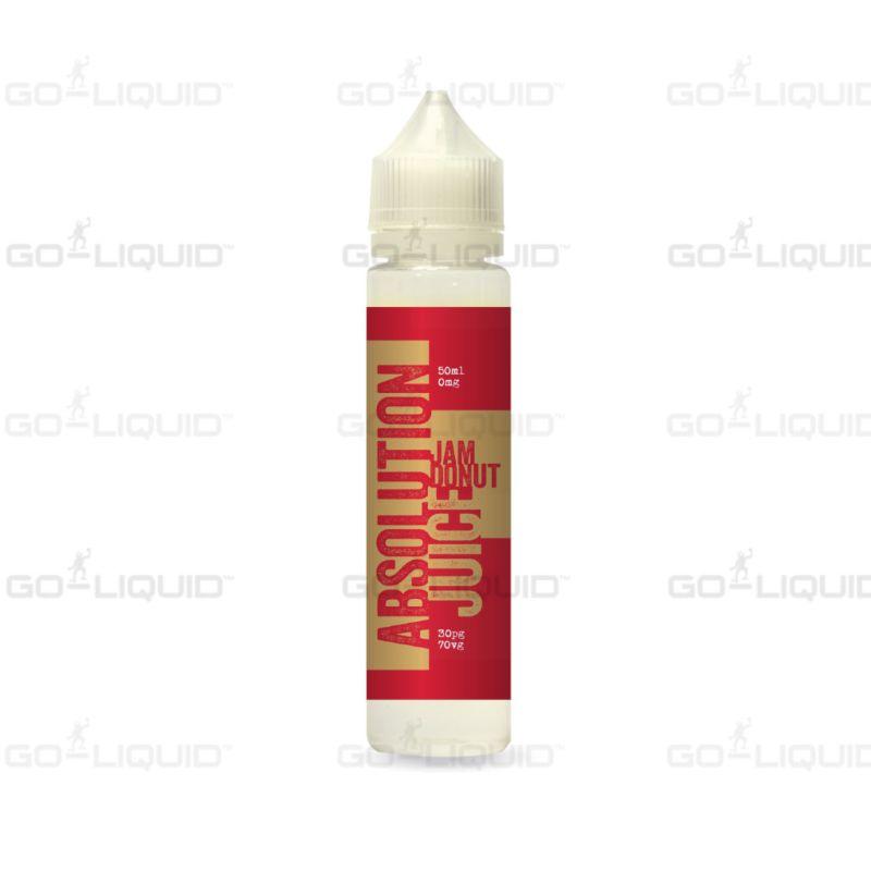 Jam Donut | 50ml Absolution Juice Shortfill