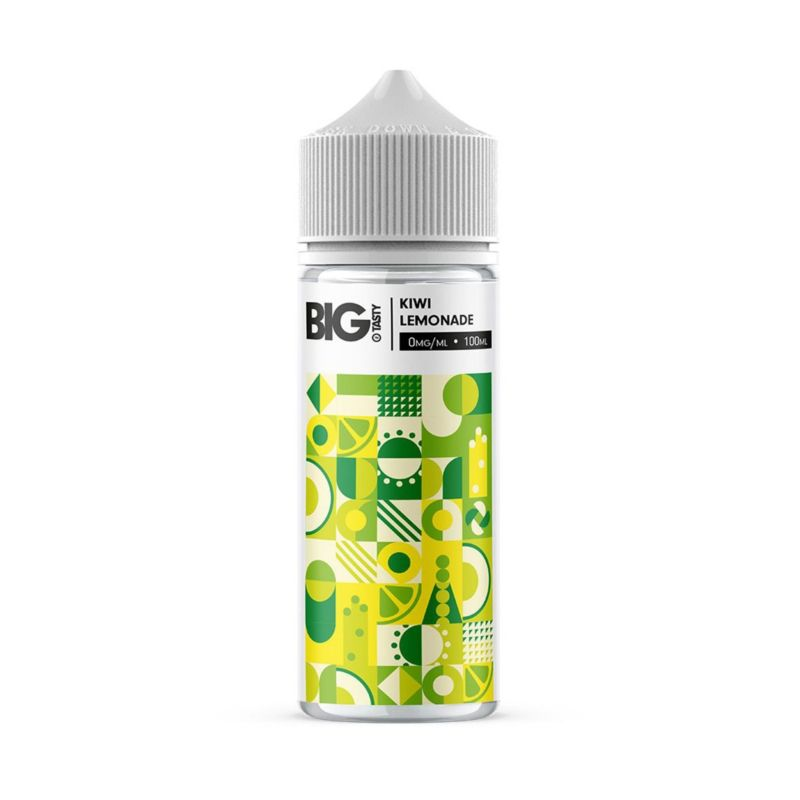 Juiced Kiwi Lemonade 100ml Big Tasty Shortfill