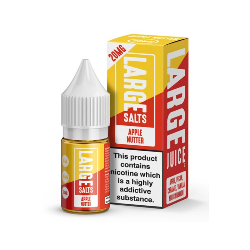 Apple Nutter 10ml Large Salts