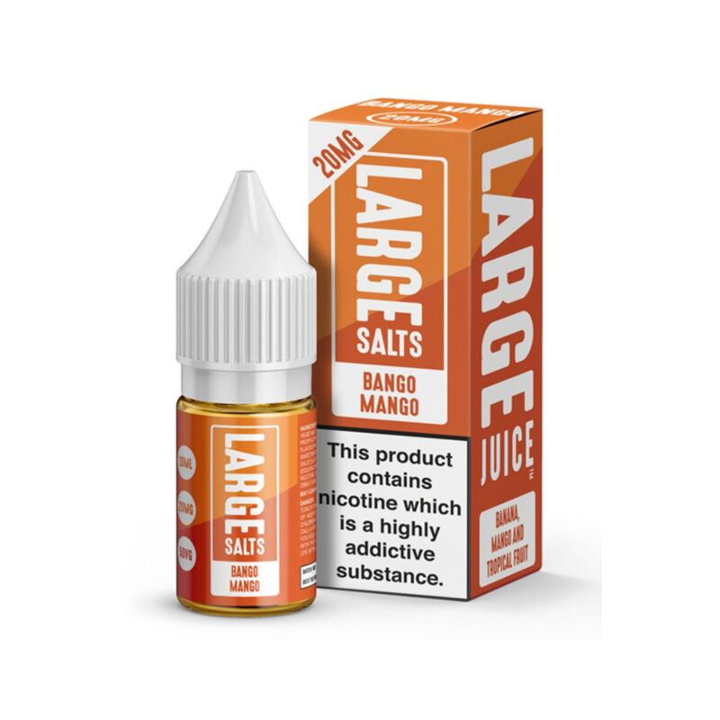 Bango Mango | 10ml Large Salts E-Liquid
