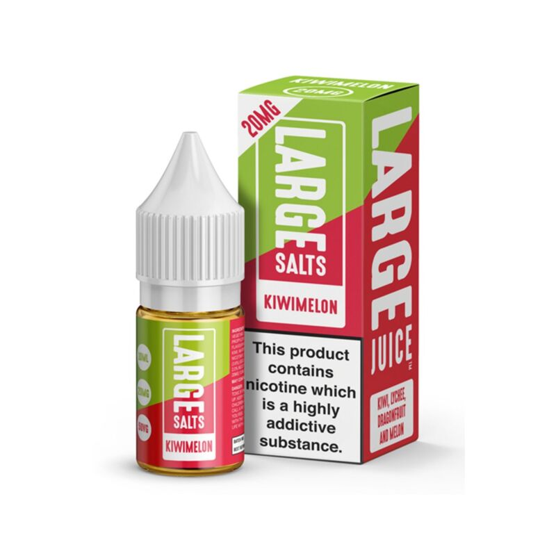 Kiwi Melon | 10ml Large Salts E-Liquid