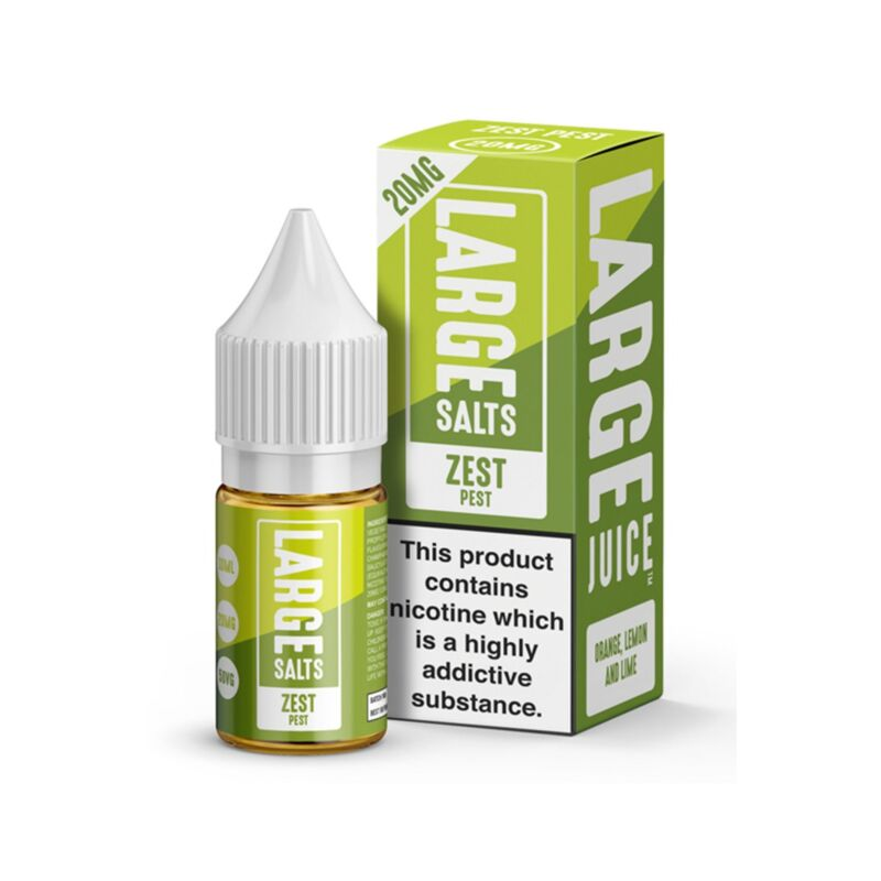 Zest Pest | 10ml Large Salts E-Liquid