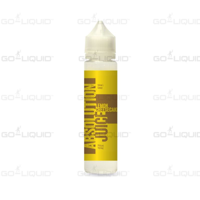 Lemon Cheesecake | 50ml Absolution Juice Shortfill