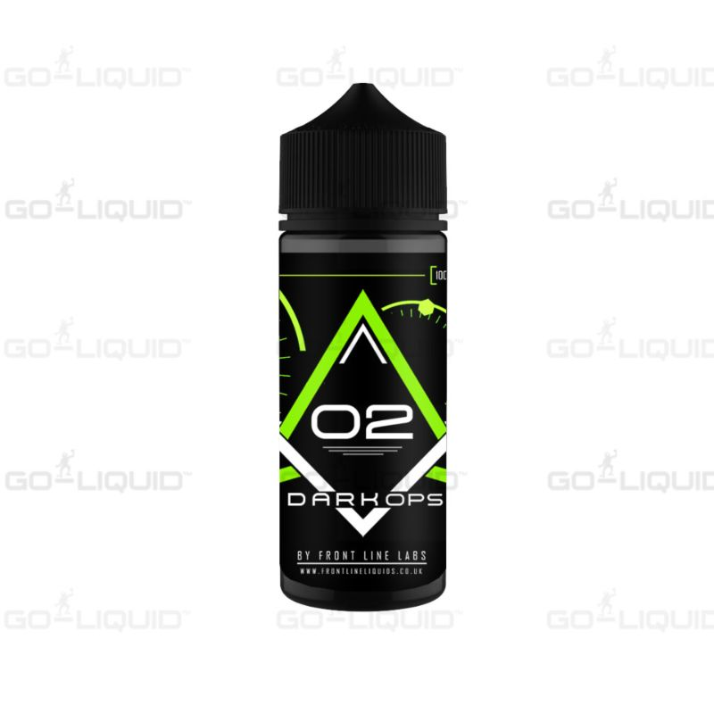 Lemon and Lime | 100ml Dark Ops by Front Line E-Liquid