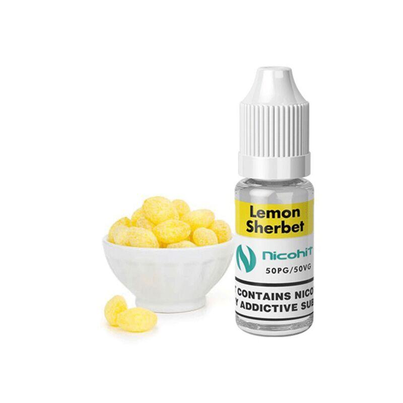 Lemon Sherbet | 10ml Nicohit E-Liquid