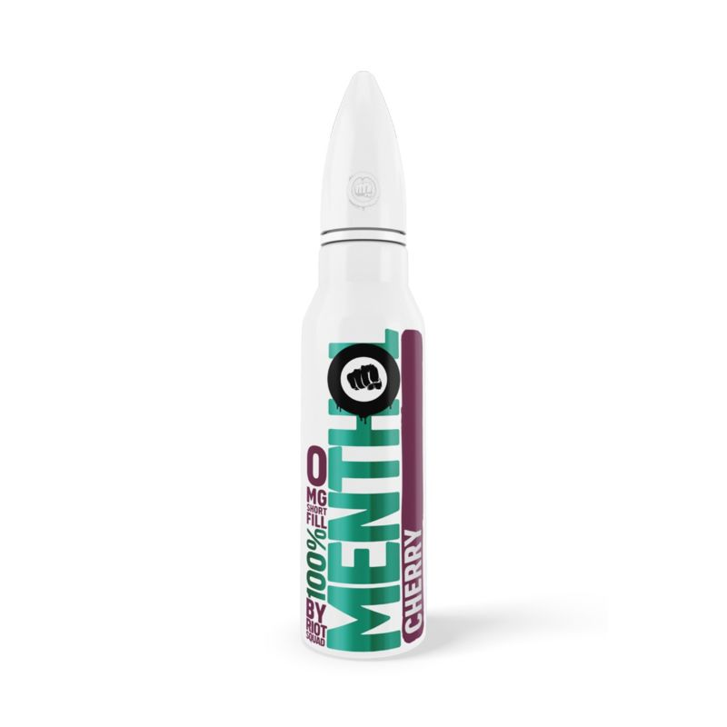 Menthol Cherry | 50ml Riot Squad Shortfill