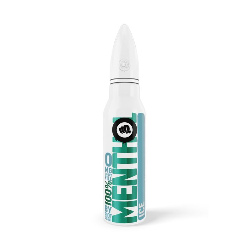 Menthol Ice | 50ml Riot Squad Shortfill