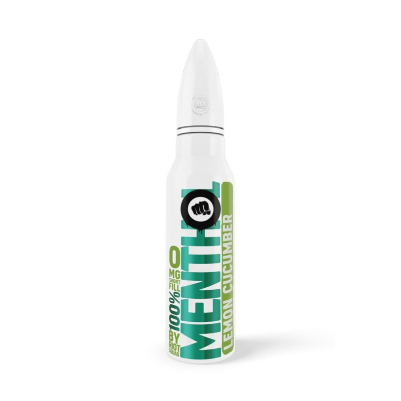 Menthol Lemon Cucumber | 50ml Riot Squad Shortfill