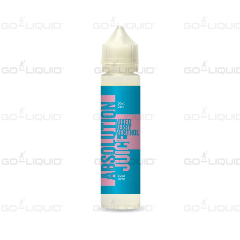 Mixed Berry Menthol | 50ml Absolution Juice Shortfill