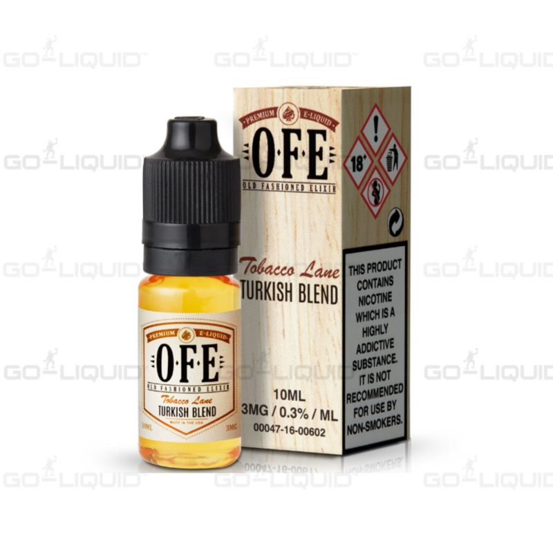 Turkish Blend Tobacco by OFE E-Liquid