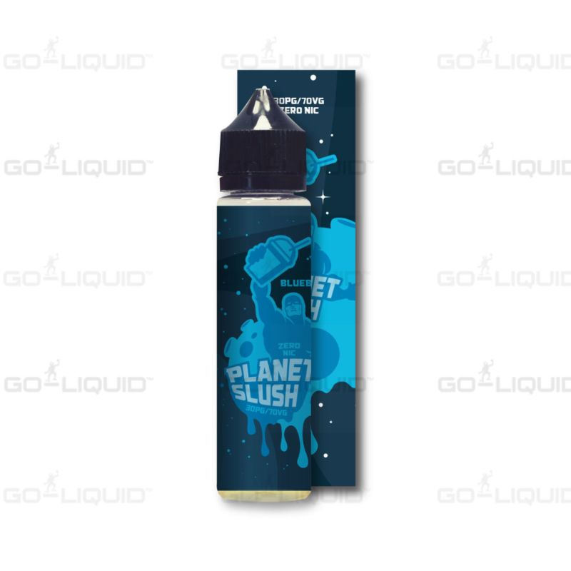Blueberry | 50ml Planet Slush Shortfill