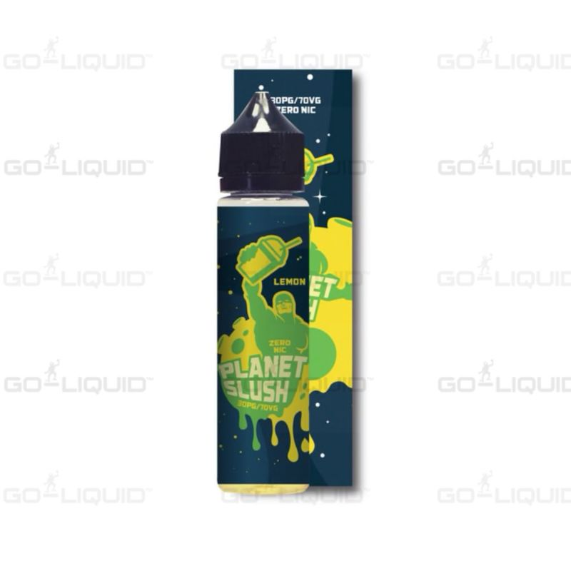 Lemon | 50ml Planet Slush Shortfill