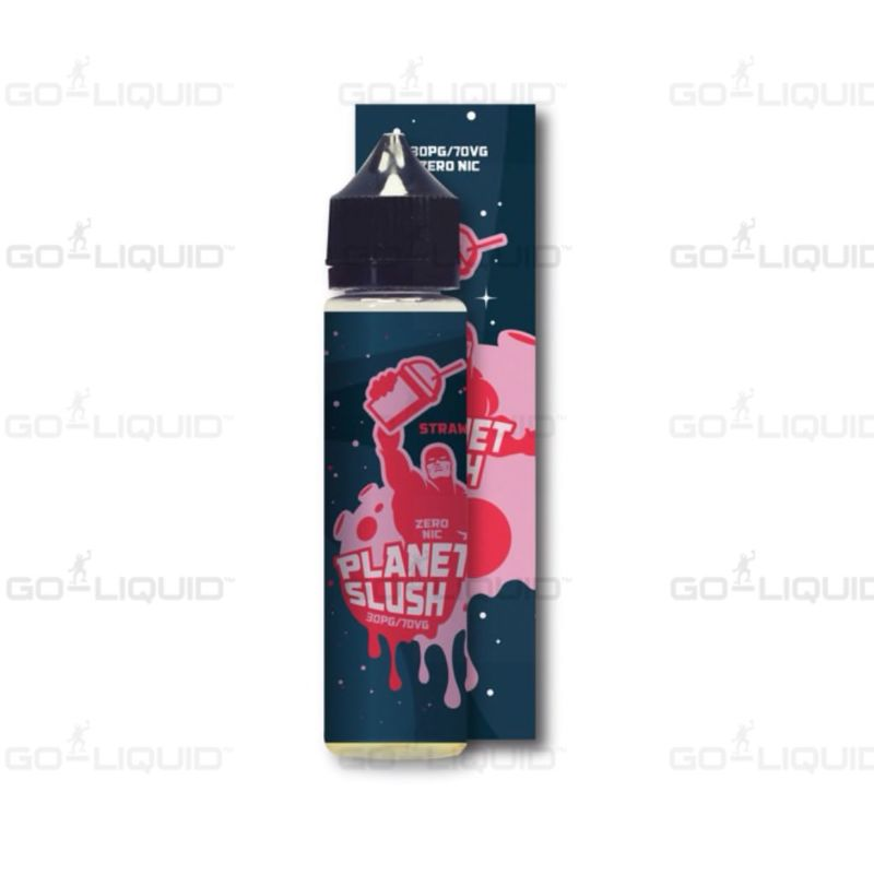 Strawberry | 50ml Planet Slush Shortfill