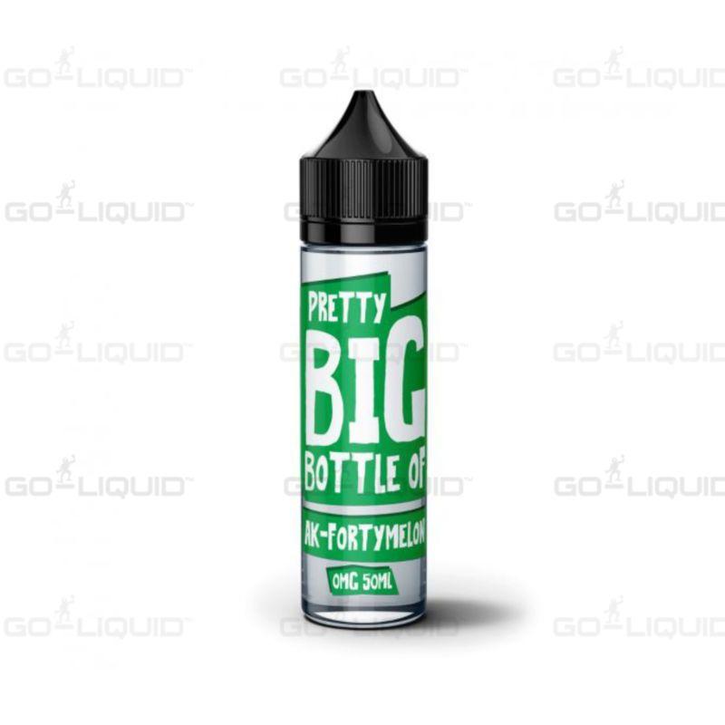AK-Fortymelon - 50ml Pretty Big Bottle E-Liquid