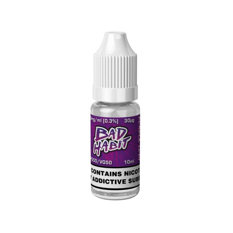 Purple Lush - 10ml Bad Habit E-Liquid