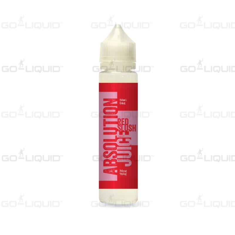 Red Slush | 50ml Absolution Juice Shortfill