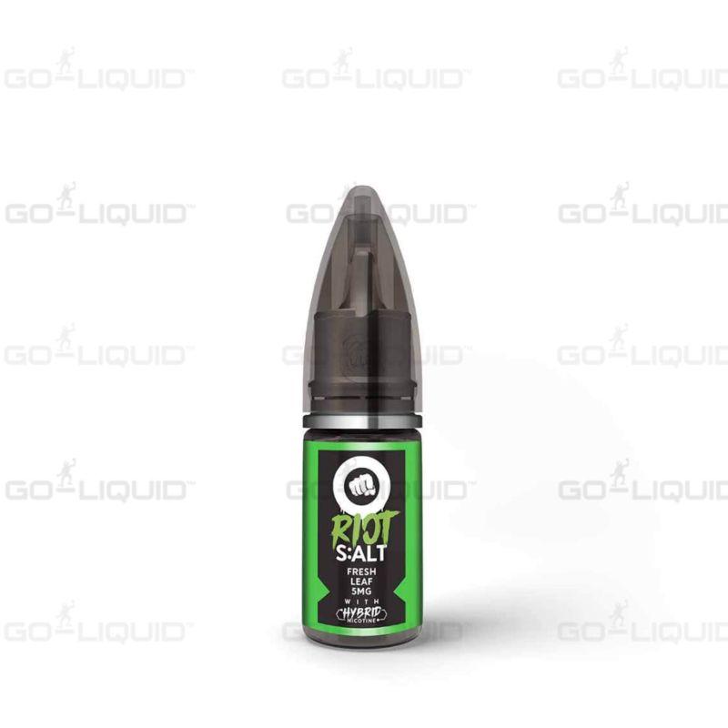 Fresh Leaf | 10ml Riot Squad Hybrid Salts