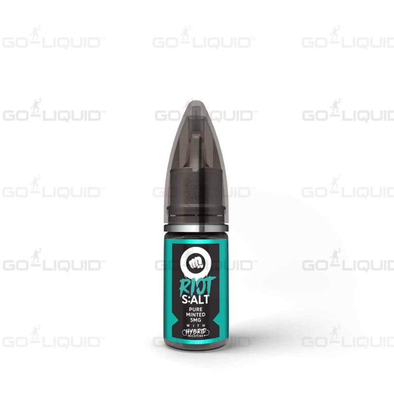 Pure Minted | 10ml Riot Squad Hybrid Salts