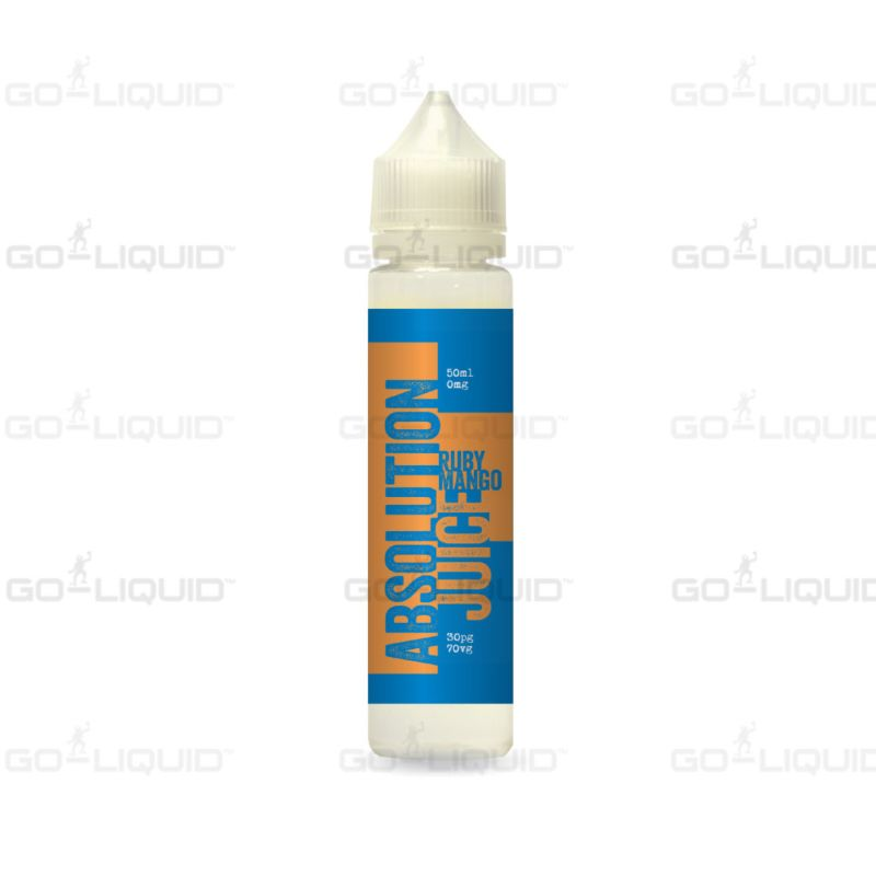 Ruby Mango | 50ml Absolution Juice Shortfill