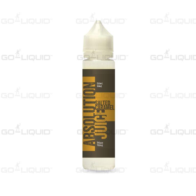 Salted Caramel | 50ml Absolution Juice Shortfill