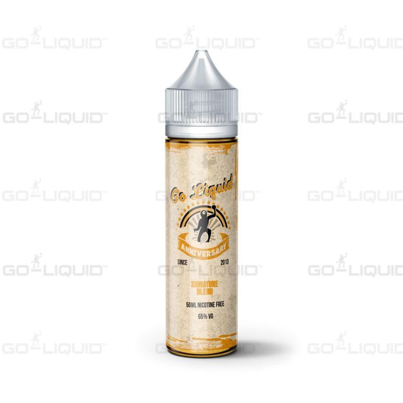 Signature Blend | 50+10ml Anniversary Shortfill