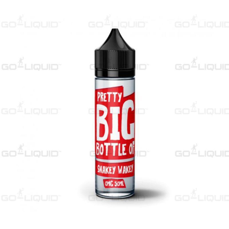 Snakey Wakey - 50ml Pretty Big Bottle E-Liquid