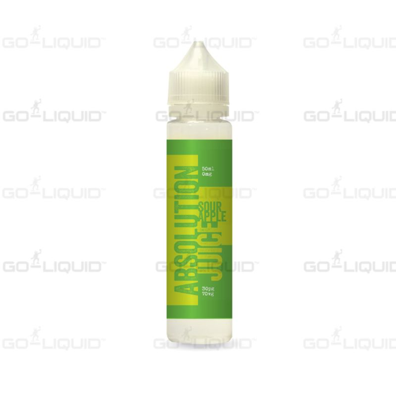 Sour Apple | 50ml Absolution Juice Shortfill