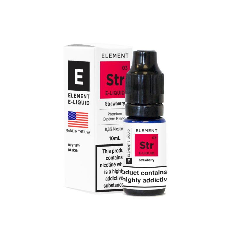 Strawberry - Element 10ml