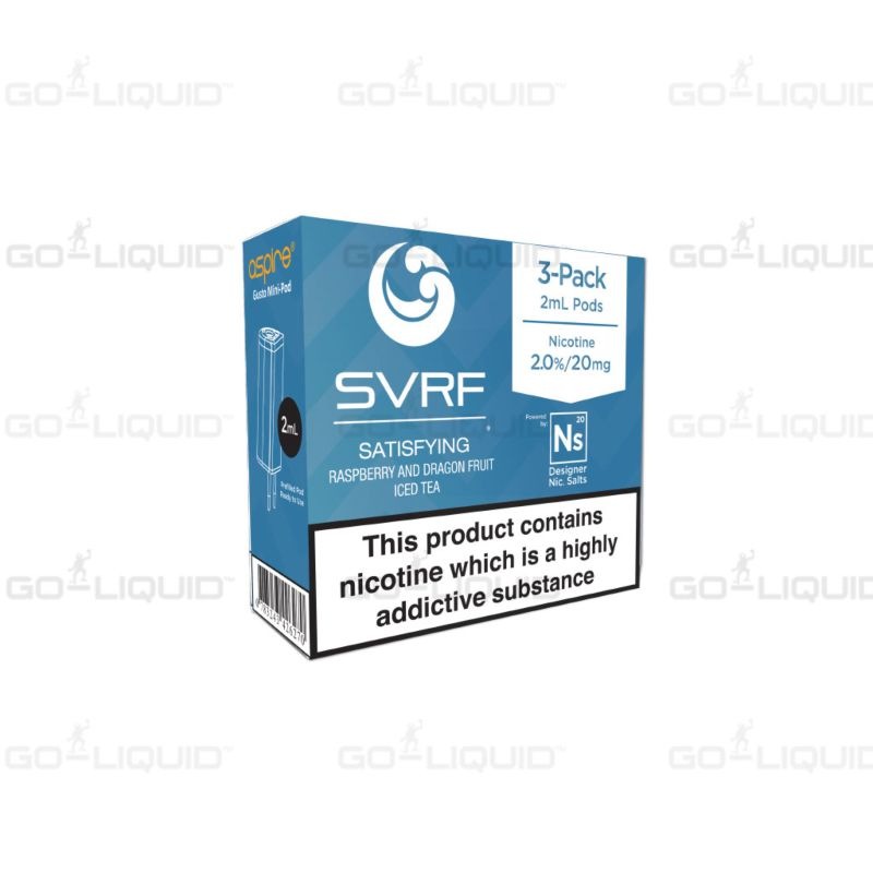 SVRF - 3-Pack Element NS10/NS20 E-Liquid Pods
