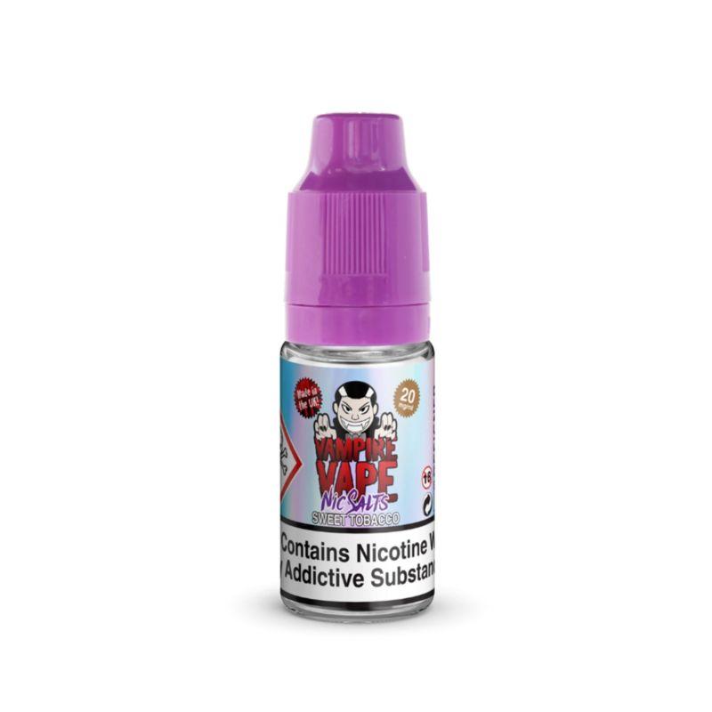 Sweet Tobacco | 10ml Vampire Vape Nic Salts