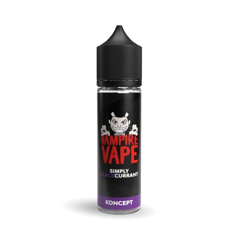 Simply Blackcurrant | 50ml Vampire Vape Shortfill