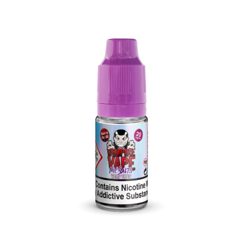 Vamp Toes | 10ml Vampire Vape Nic Salts