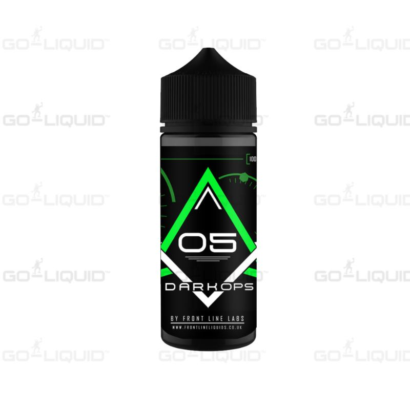 Watermelon | 100ml Dark Ops by Front Line Shortfill