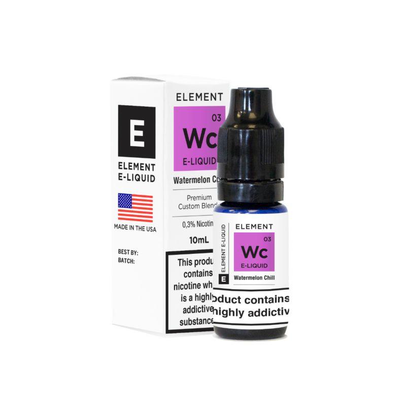 Watermelon Chill - Element 10ml