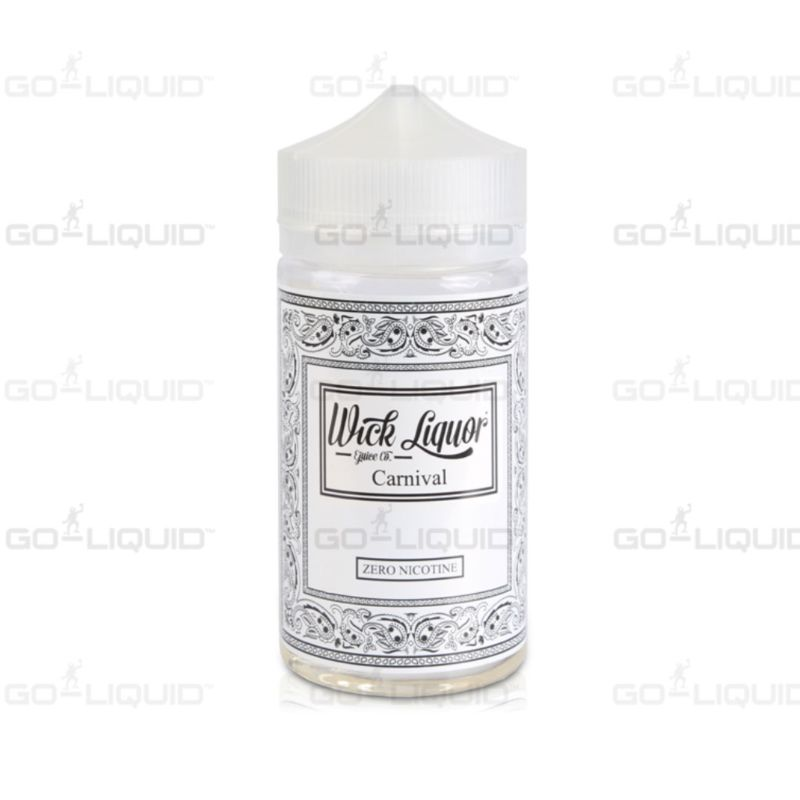 Carnival | 150ml Wick Liquor Juggernaught Shortfill E-Liquid