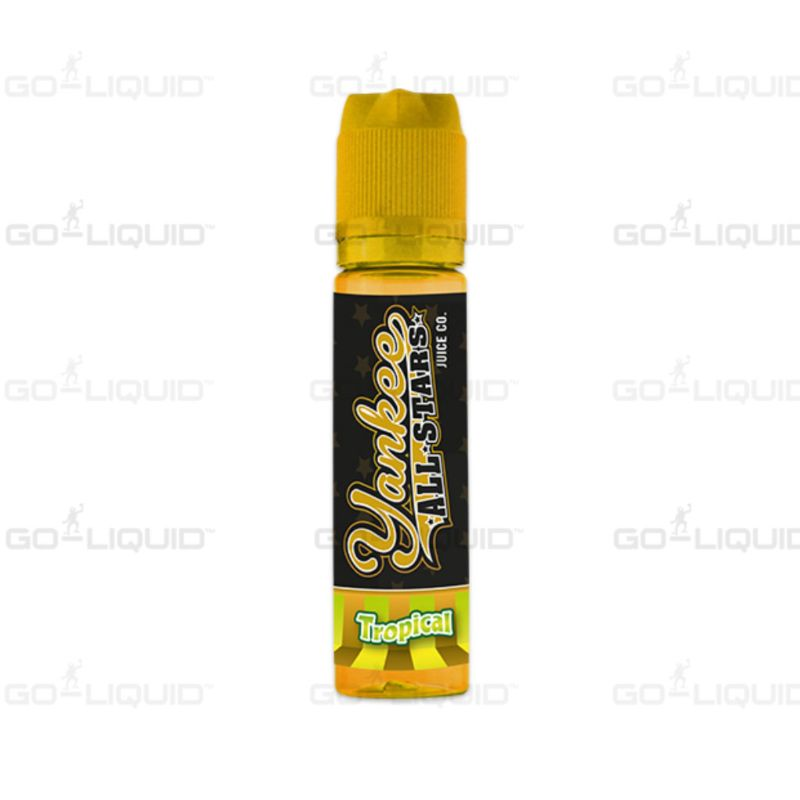 Tropical | 50ml Yankee All Stars Shortfill
