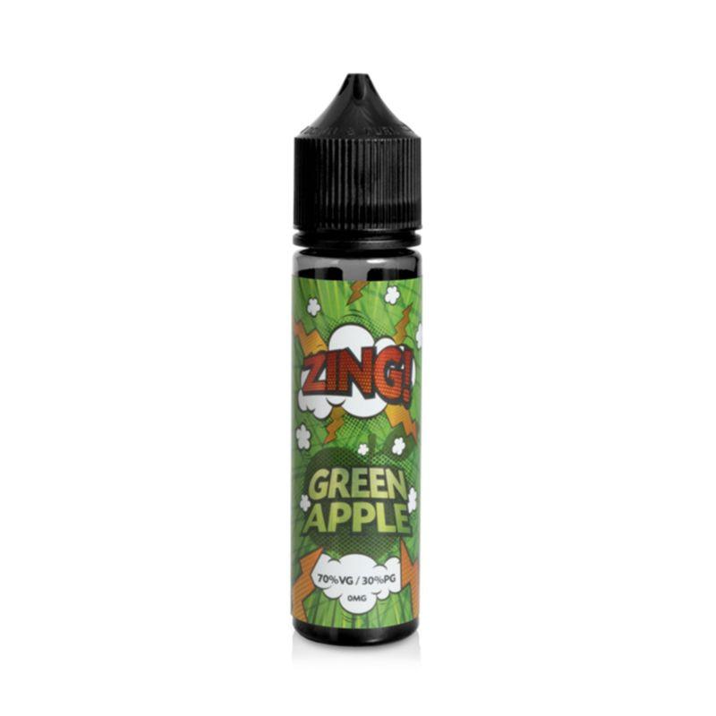 50ml Green Apple Zing Shortfill