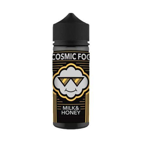 100ml Milk and Honey  Cosmic Fog Shortfill