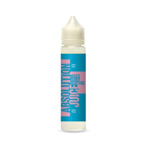 Mixed Berry Menthol | 50ml Absolution Juice Shortfill