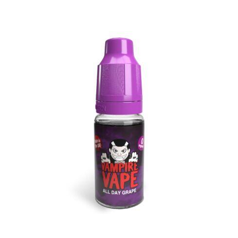 All Day Grape Vampire Vape 10ml E-Liquid