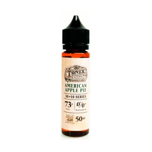 American Apple Pie 50ml Tonix Shortfill E-Liquid