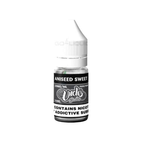 Aniseed Sweet | 10ml Uncles Nic Salts